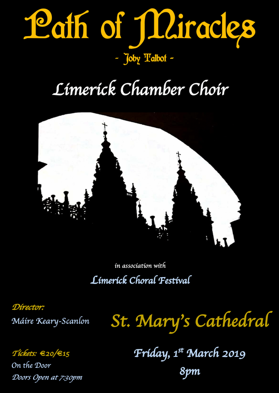 Limerick Choral Festival 2019 welcomes 55 choirs to this year's event