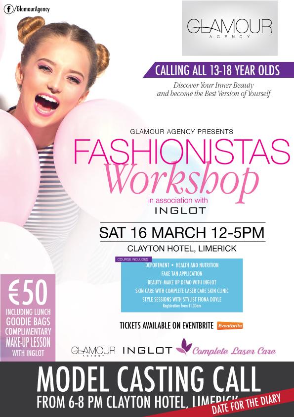 Fashionistas Workshop