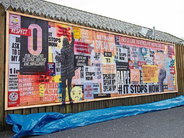 Anti Sexual Harassment Mural