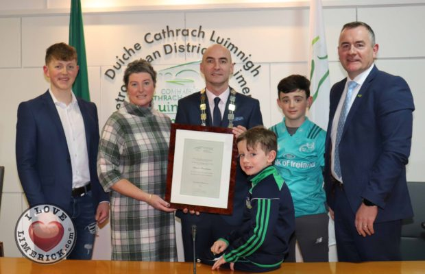 Mayoral Reception for Cliona's Foundation