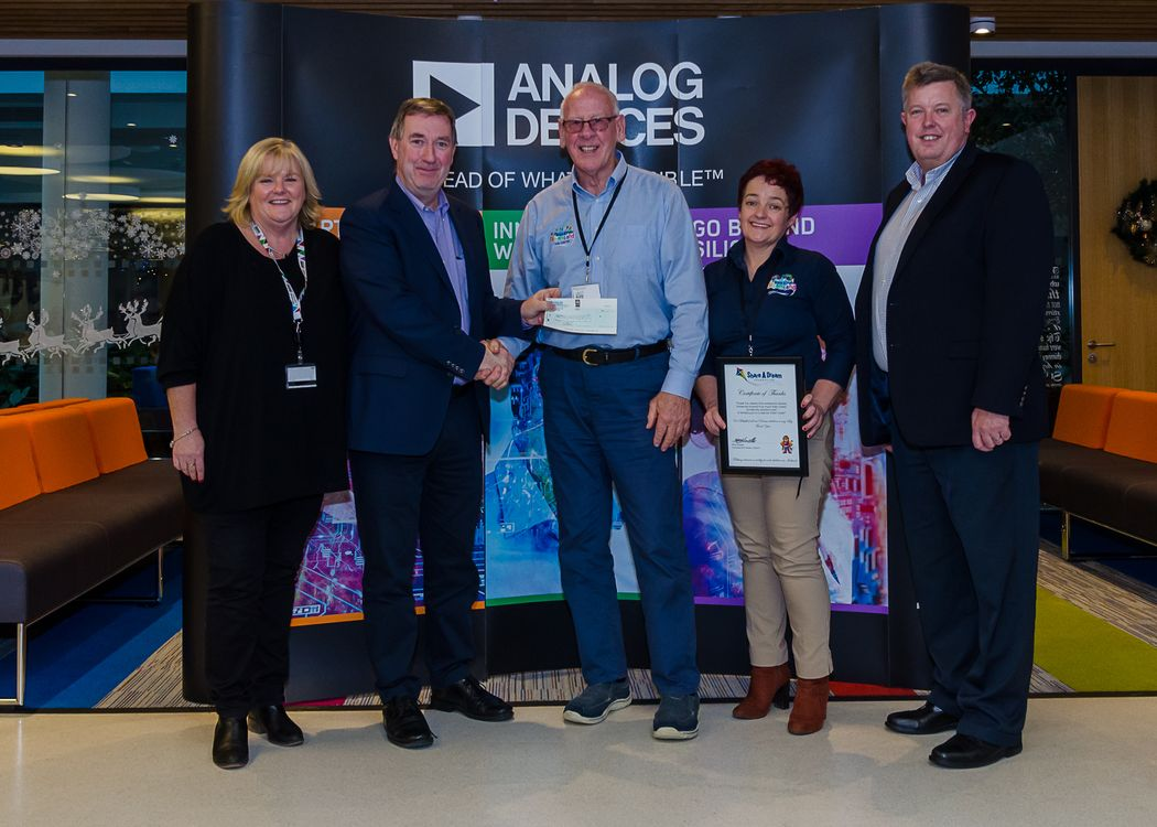 Analog Community Awards Scheme