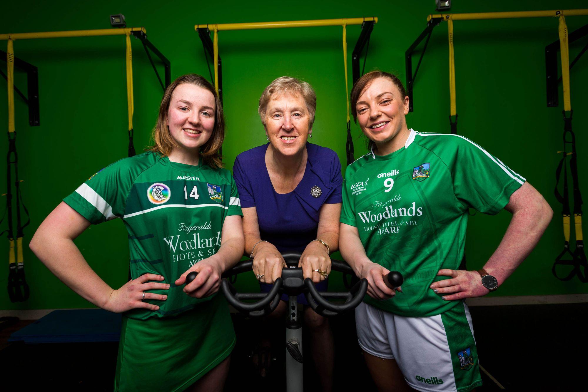 Limerick Ladies Football and Camogie