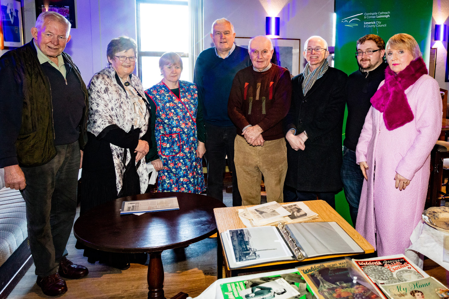 Mungret Pop-Up Museum