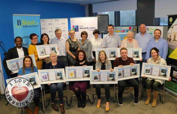 BNest Social Enterprise Incubator Showcase 2019