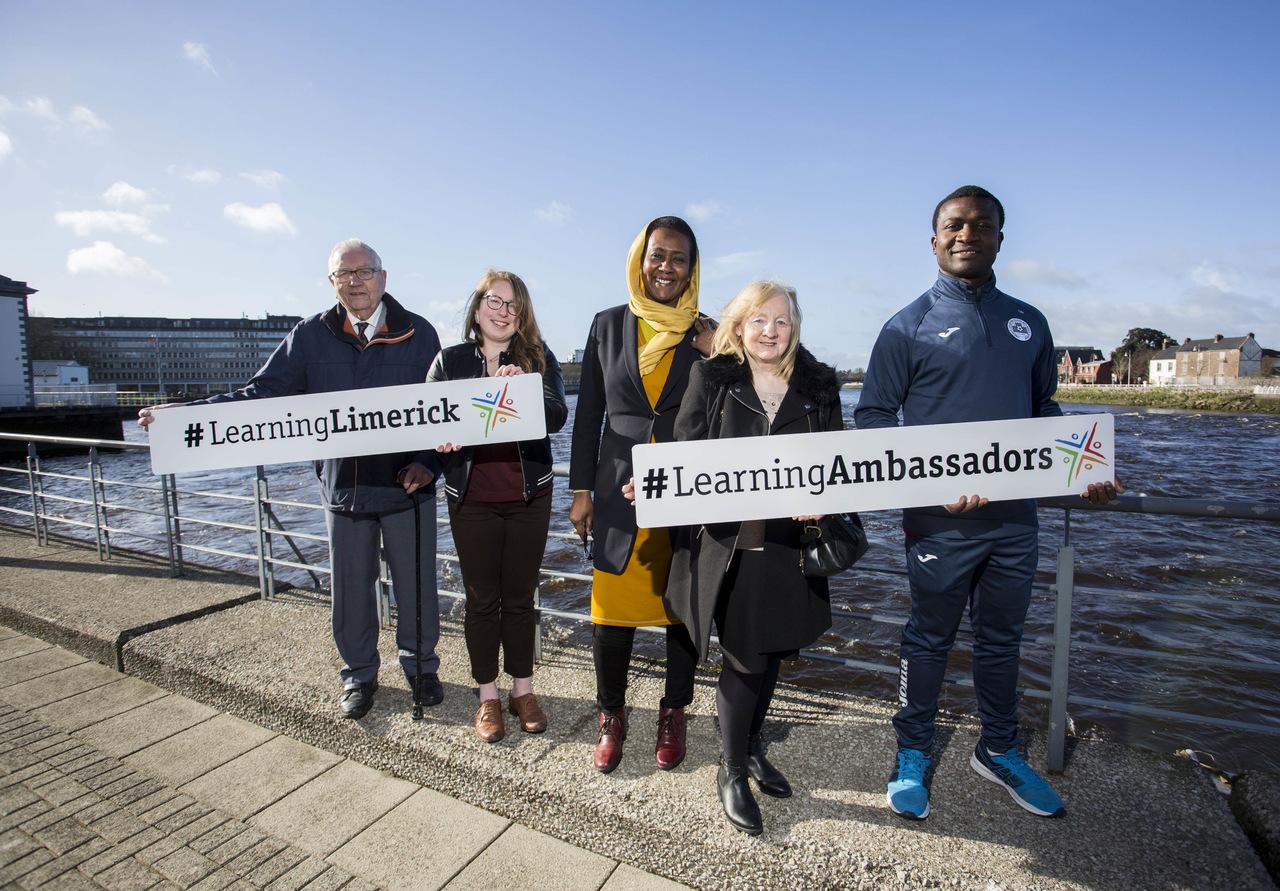 Learning Limerick Ambassadors