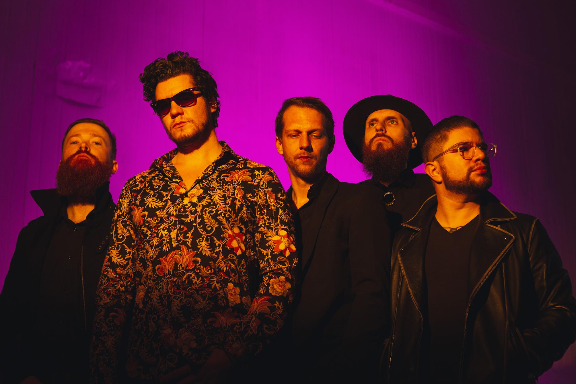 Limerick band FOX JAW