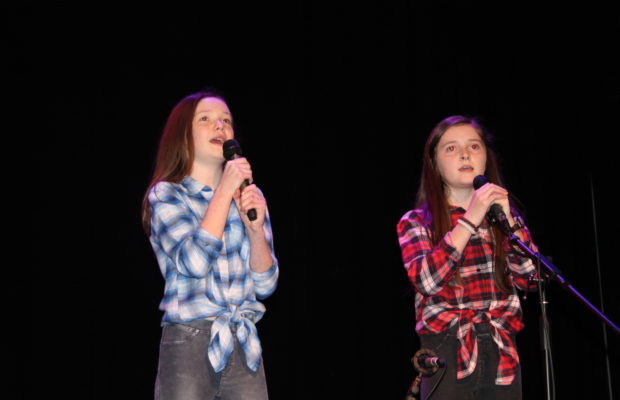 annual variety show