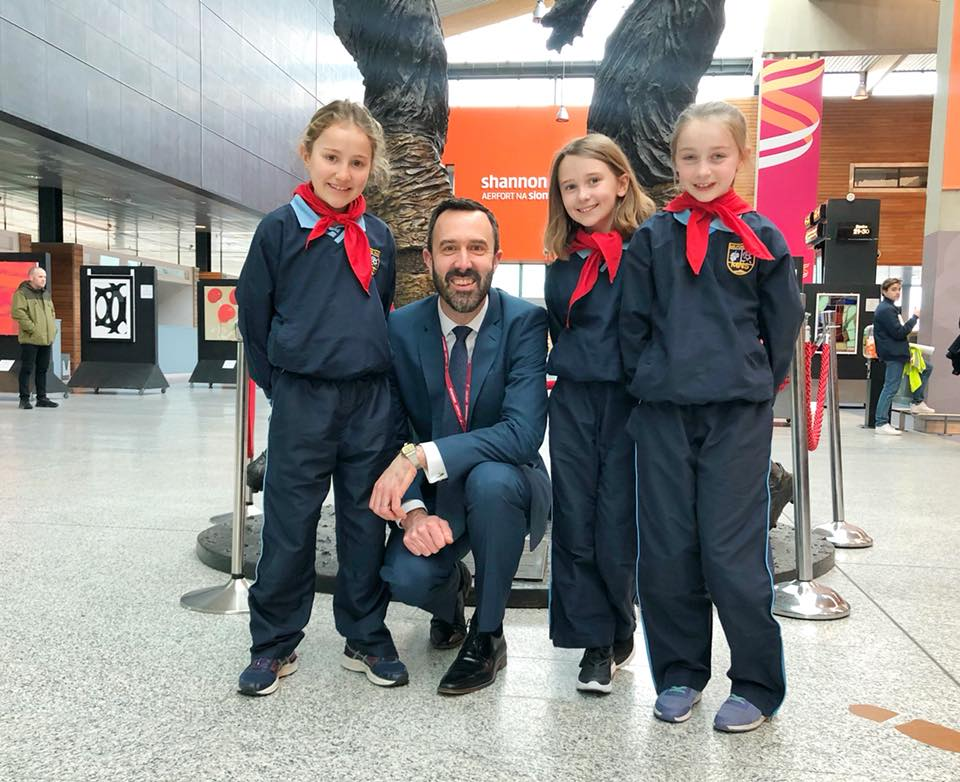 Shannon Airport School Bands Spectacular