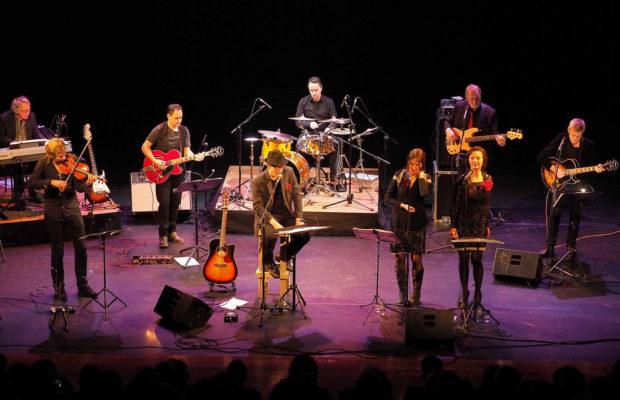 Leonard Cohen tribute act