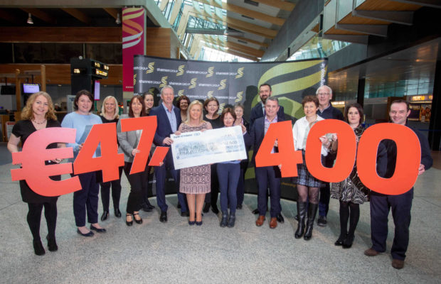 Shannon group raises funds