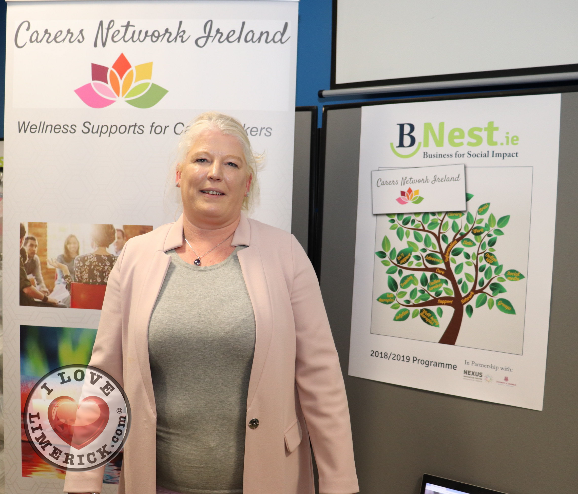 carers network ireland