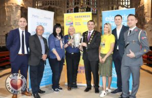 Pieta House Darkness Into Light launch 2019