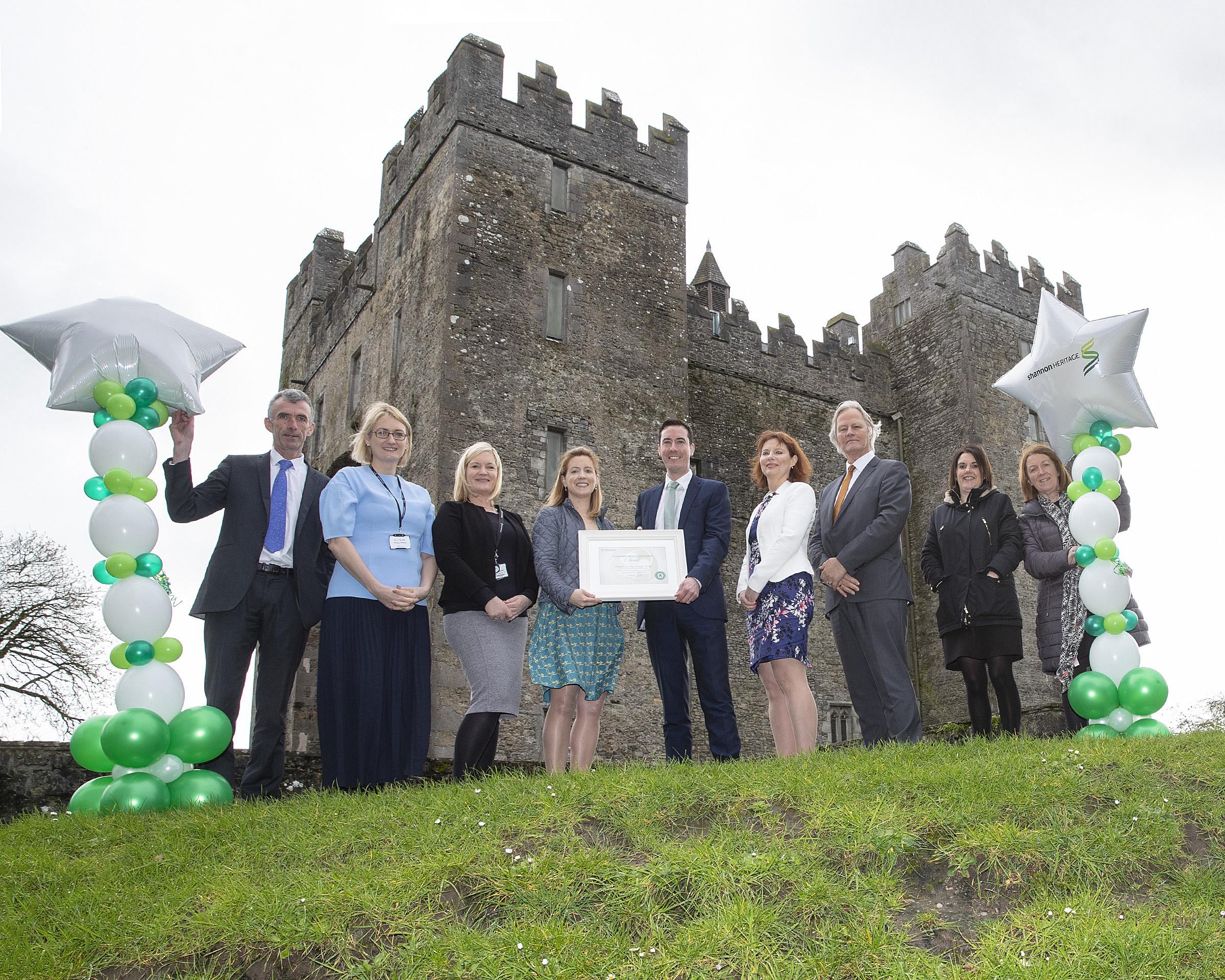 Shannon Heritage announce plans