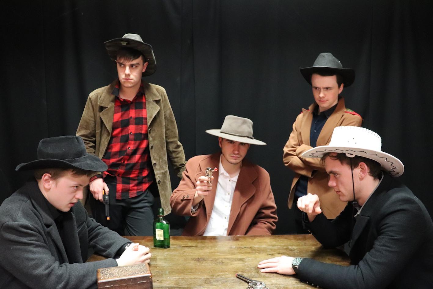 Ballad of Wesson's Boys
