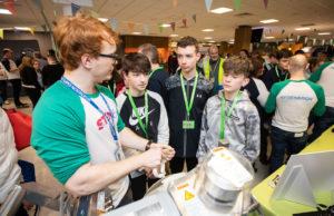 Regeneron STEM Expo