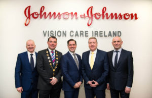 Vision Care Limerick facility expansion