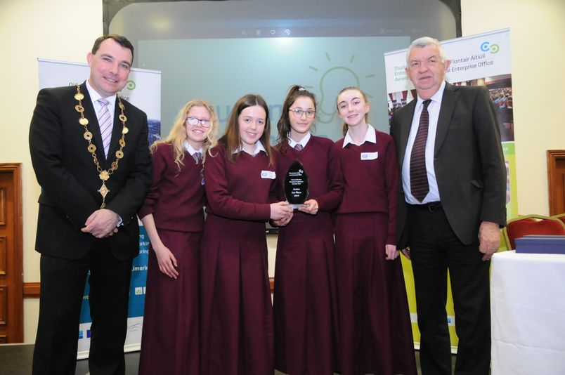 student enterprise awards 2019