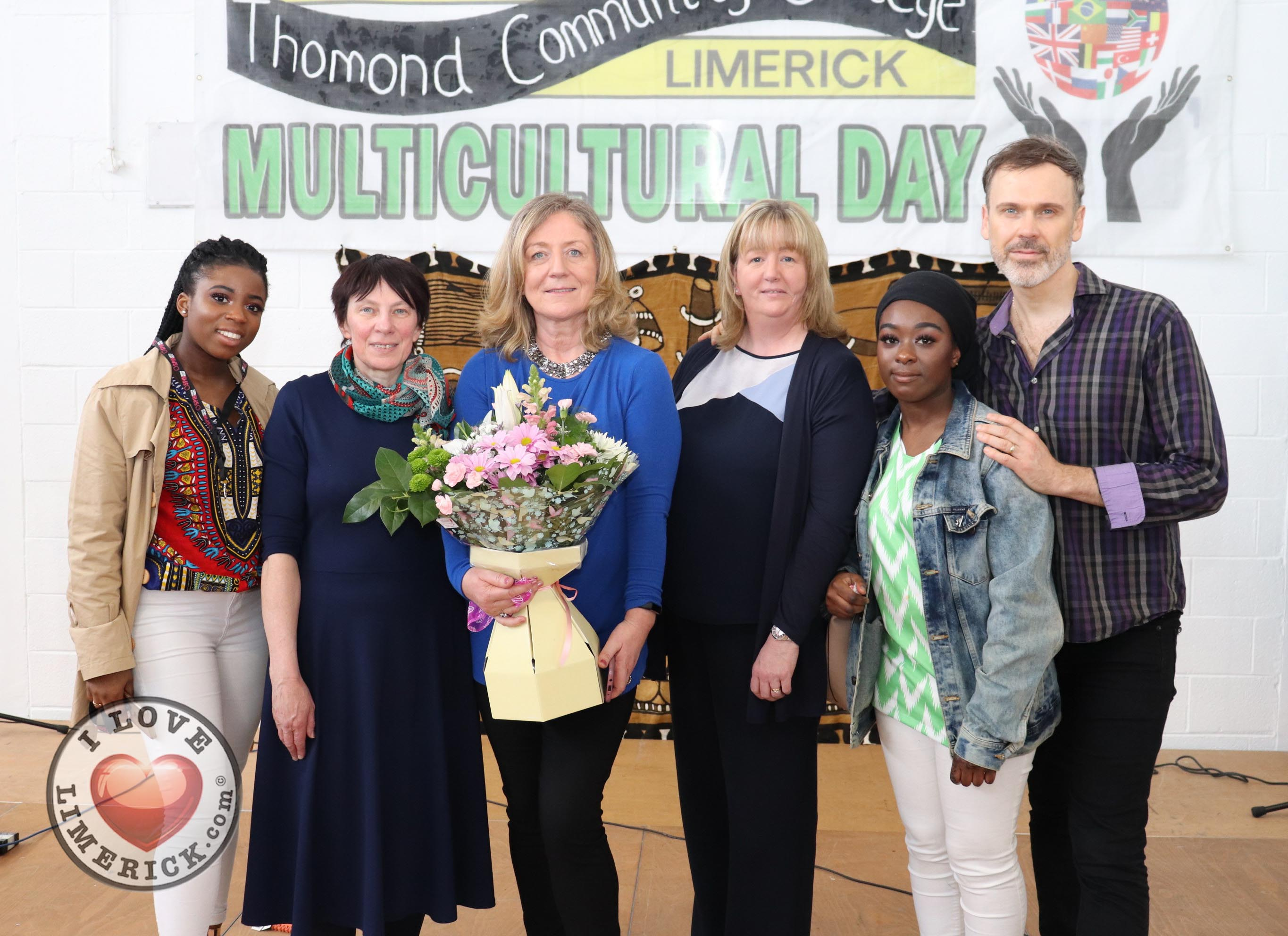 Thomond Community College Multicultural Day 2019
