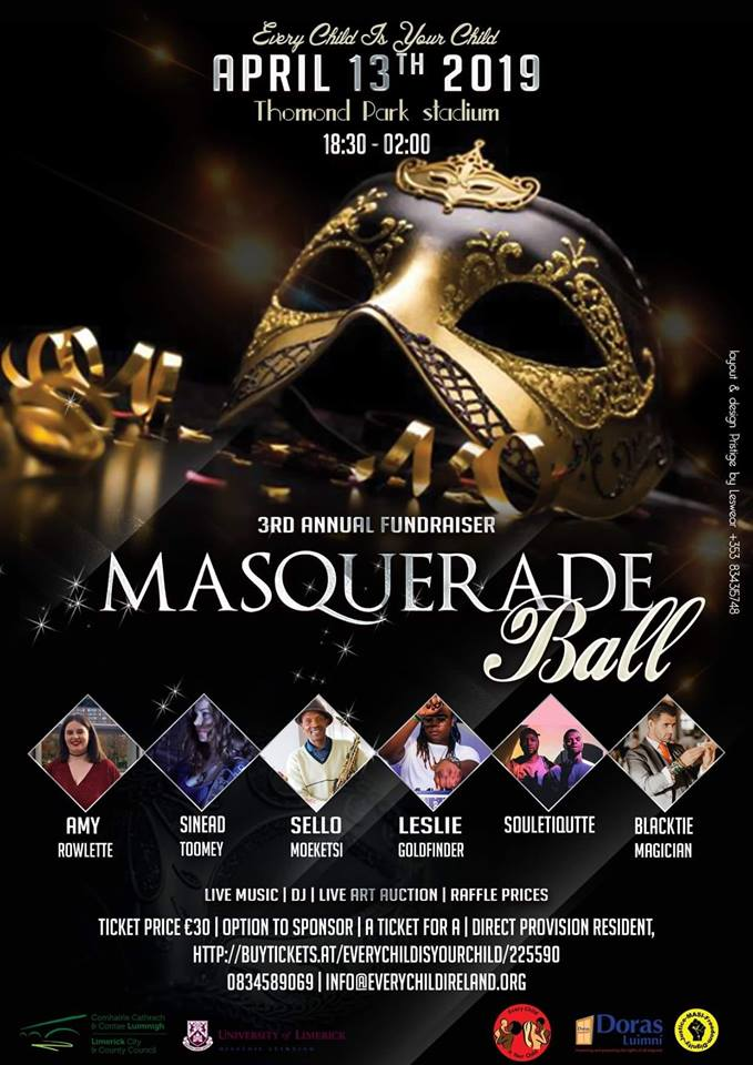 every child masquerade ball