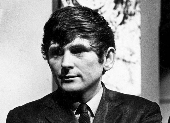 Limerick Poet Michael Hartnett