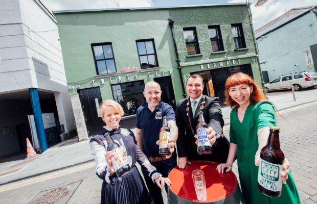 Treaty City Brewery opens