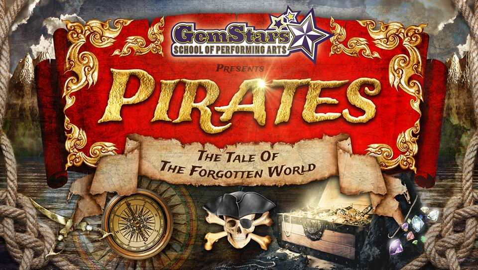 gemstars present pirates