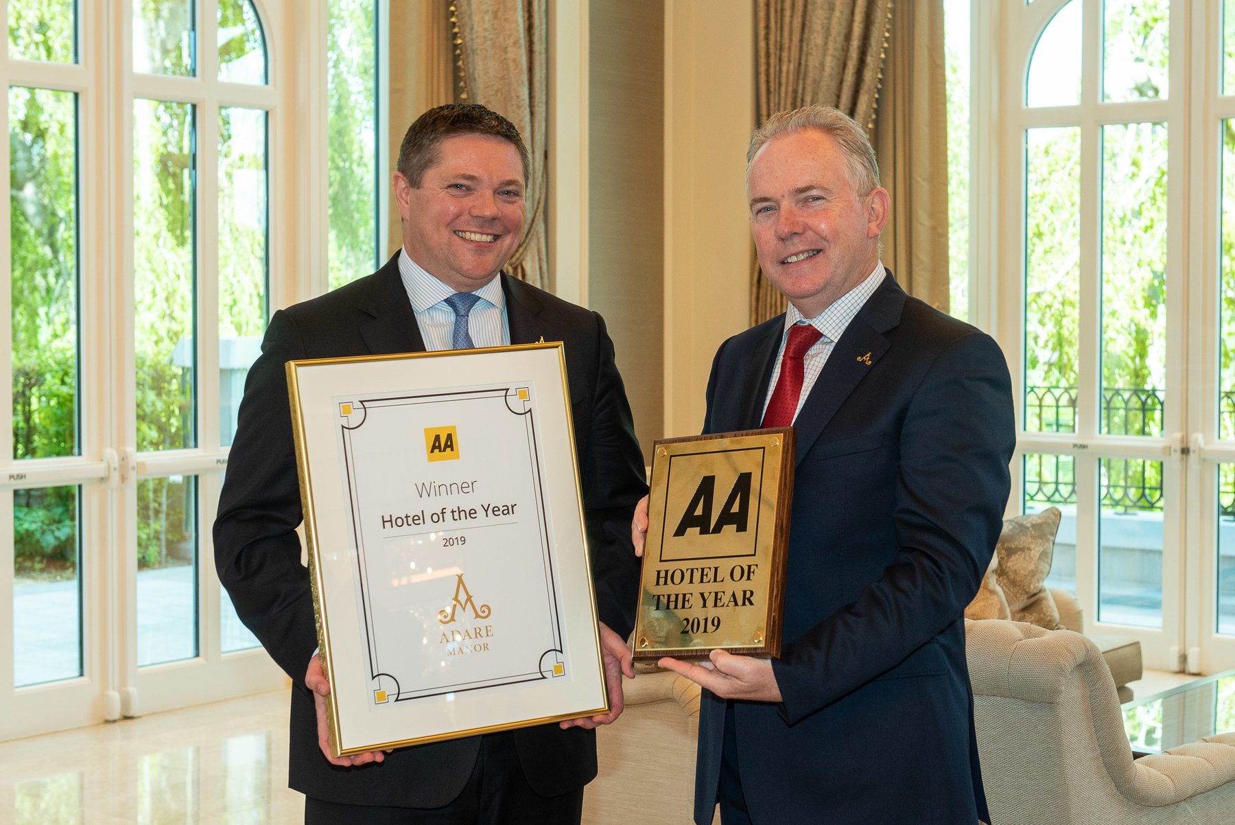 AA Hotel of the Year 2019