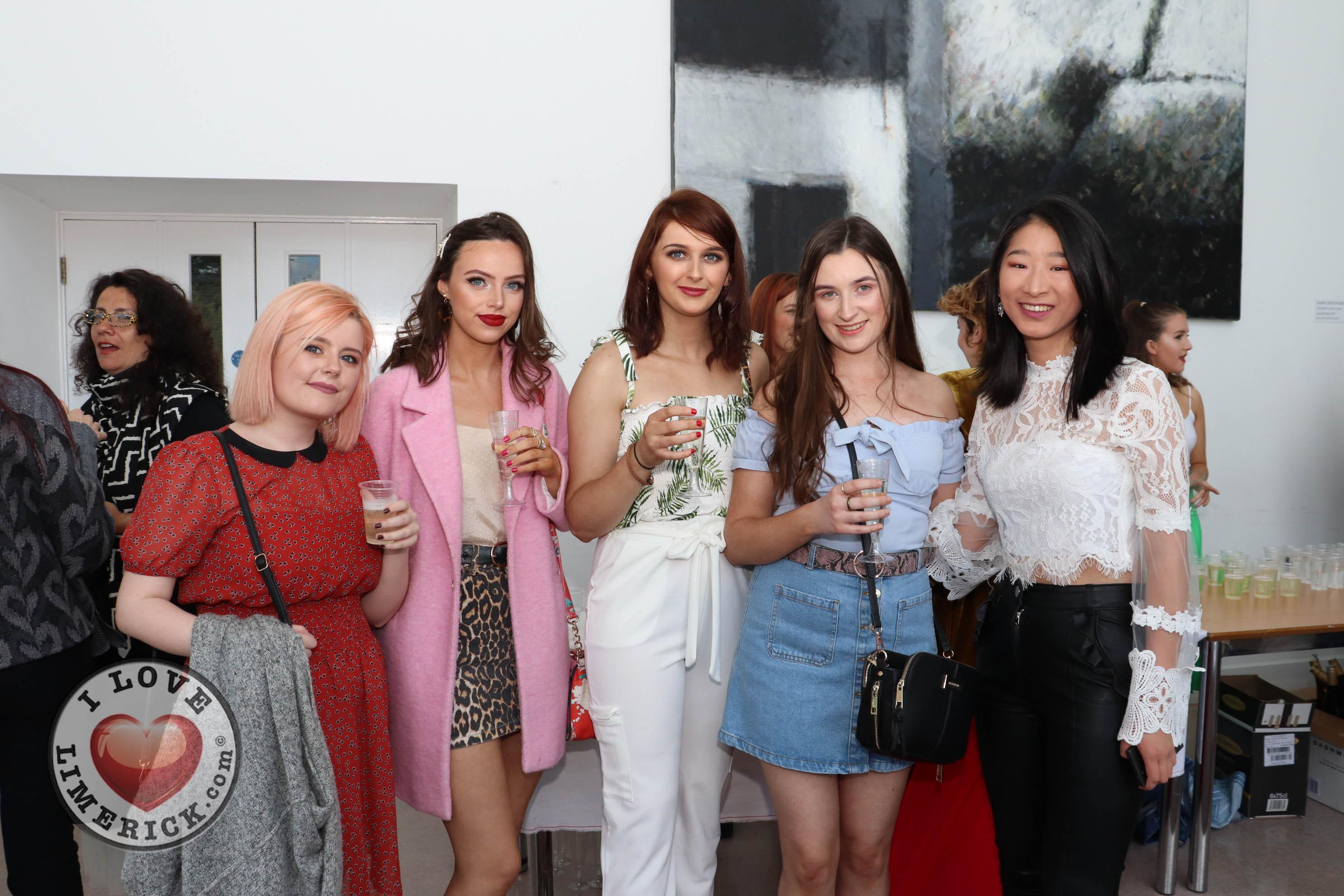 unwrap fashion event
