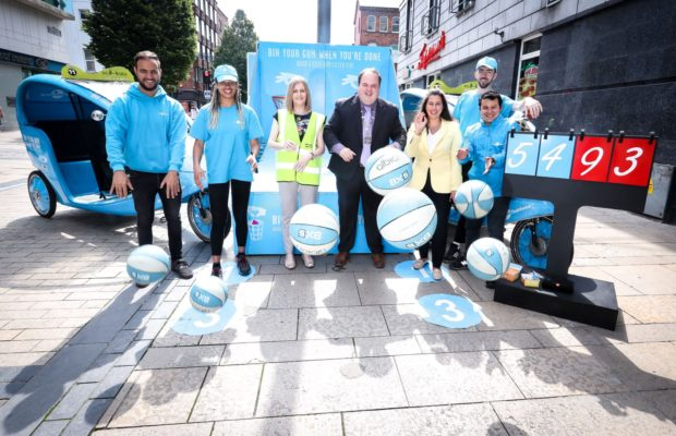 gum litter campaign 2019
