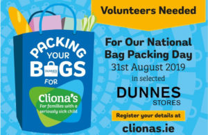 clionas national bag packing day