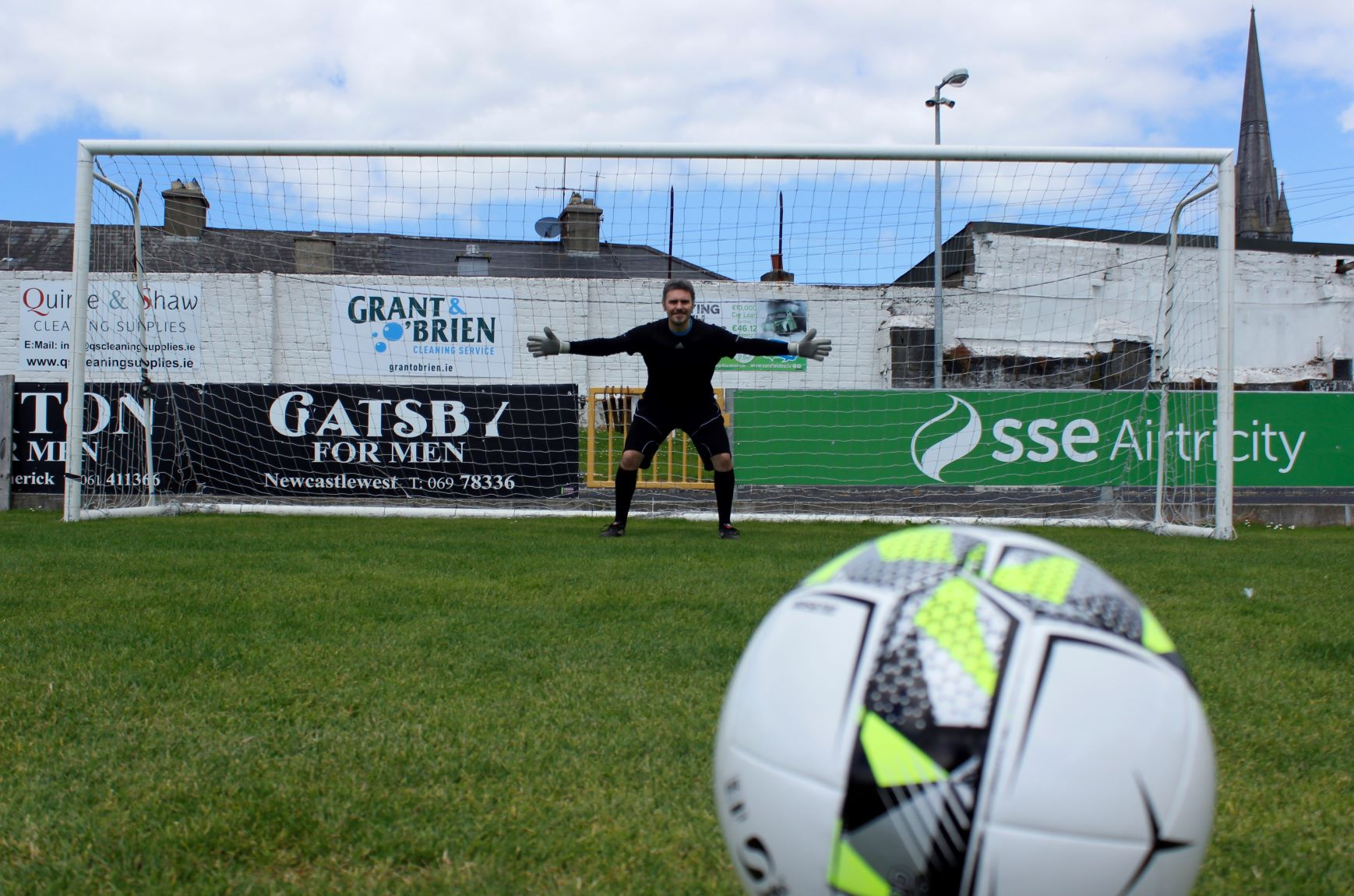 Limerick Penalty Kick Competition