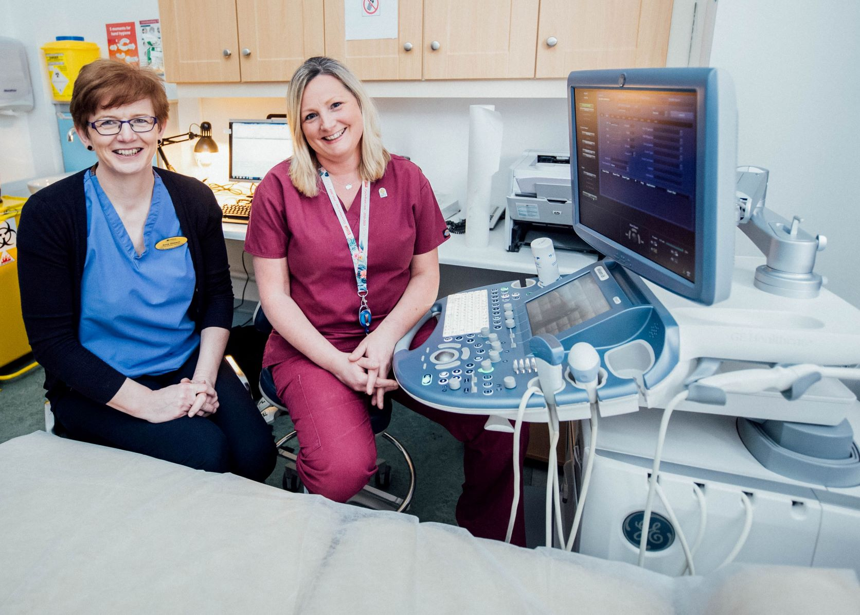 First Midwife Sonographer