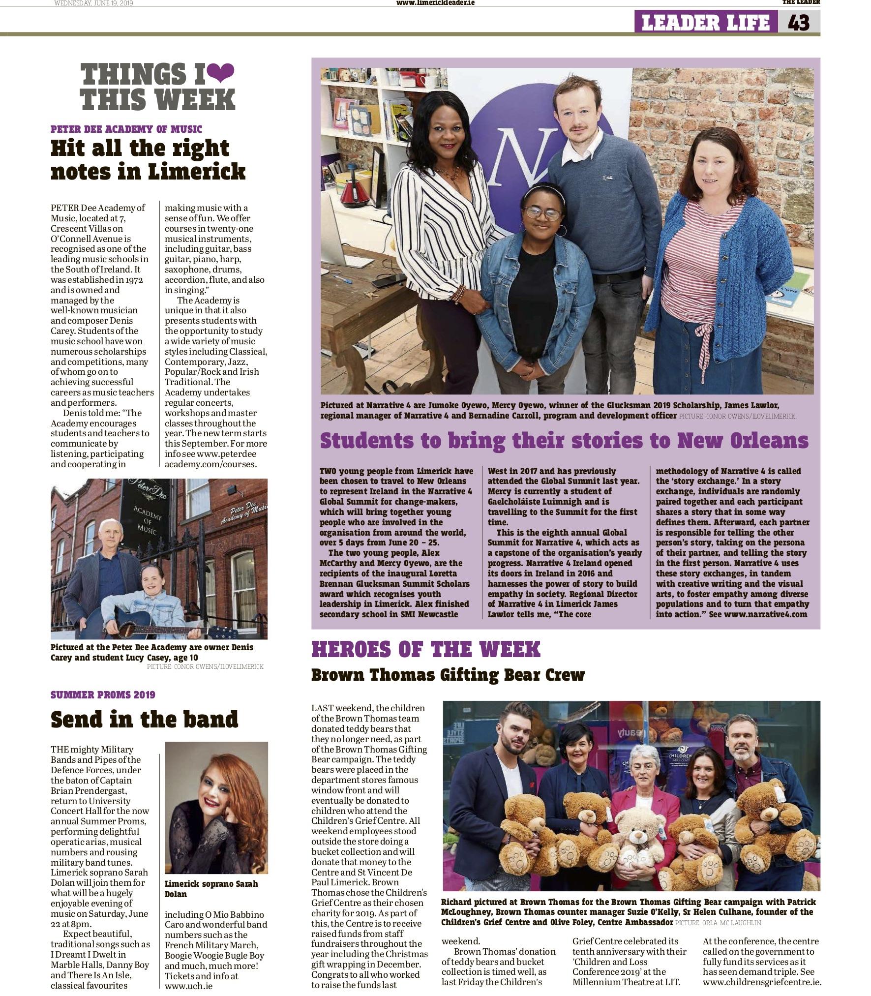 The Leader Column 19 June 2019 pg2