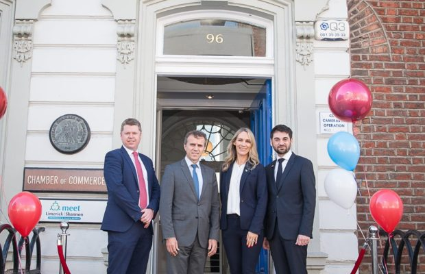 Limerick Chamber event hosts French honorary consul Dr Loïc Guyon