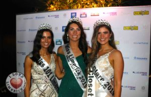 Miss Ireland contestants