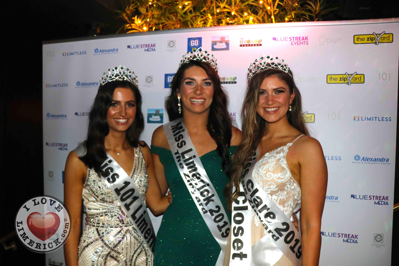 Miss Ireland contestants
