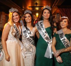 Miss Limerick and Miss Clare 2019