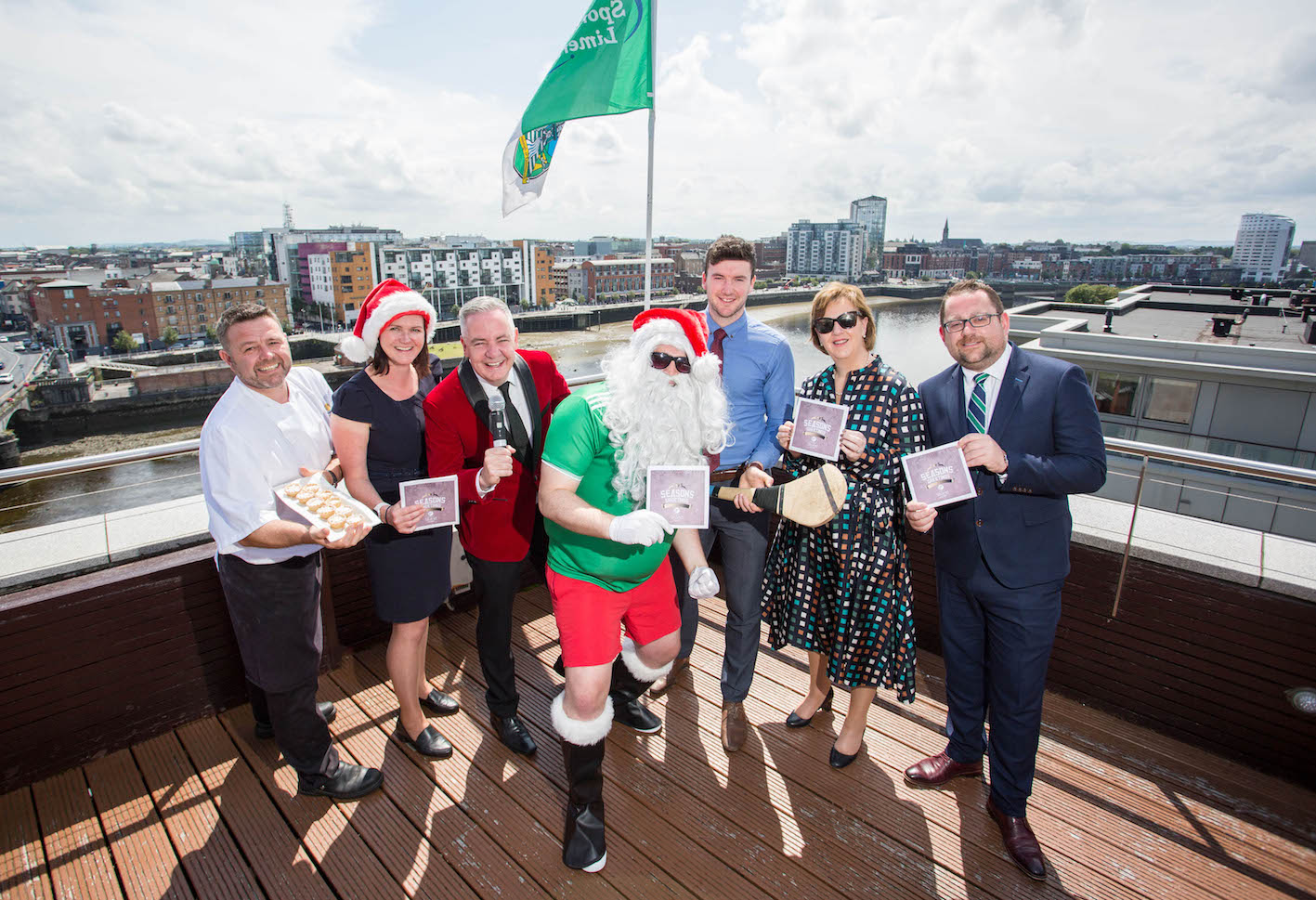 Limerick Strand Launch Christmas 2019