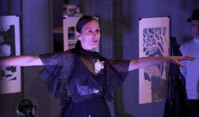 Dance Artist Angie Smalis