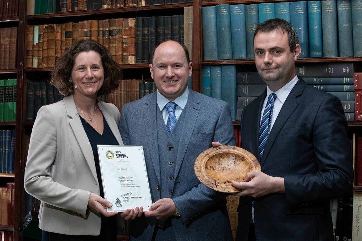 RDS Irish Forestry Awards
