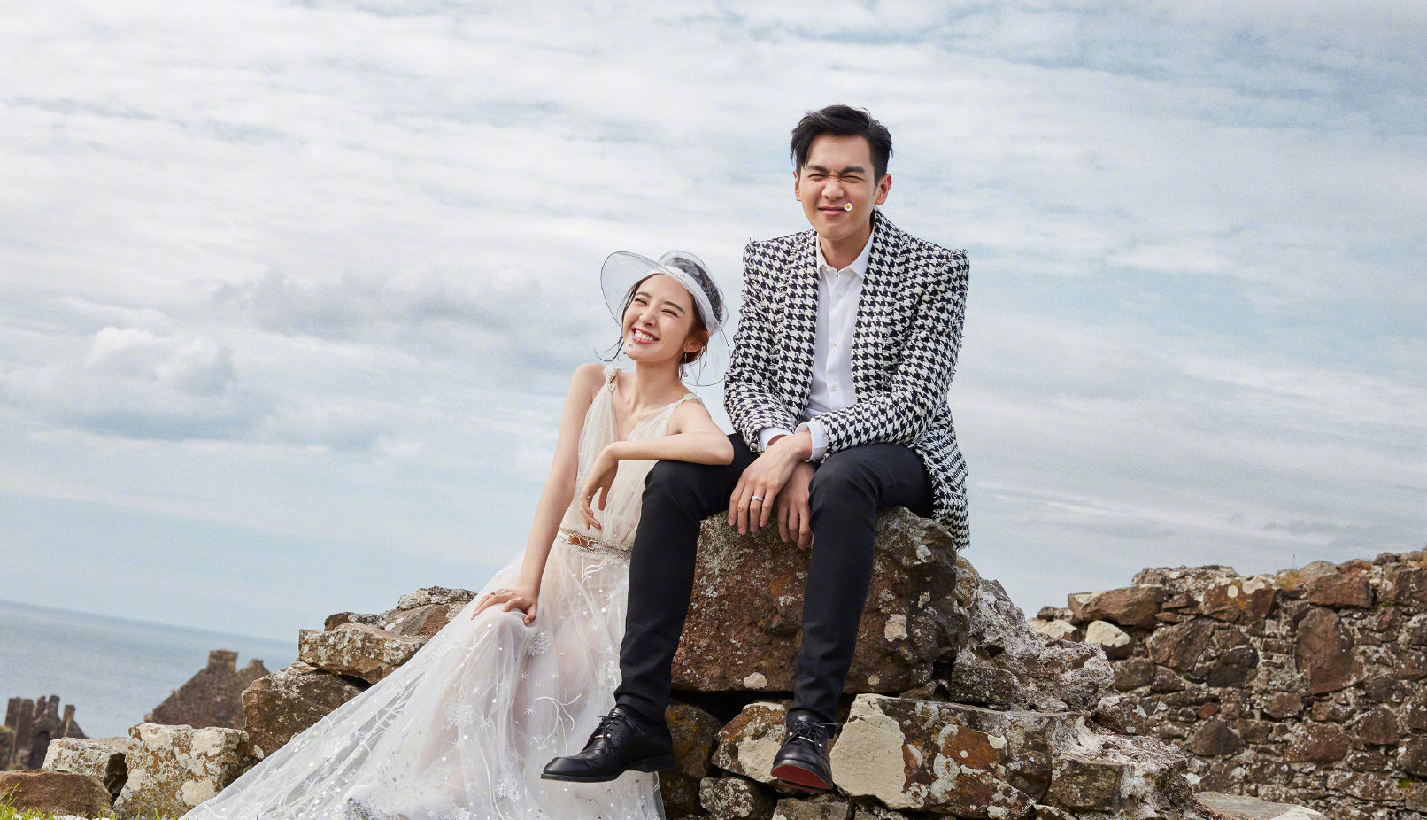 Chinese celebrity couple