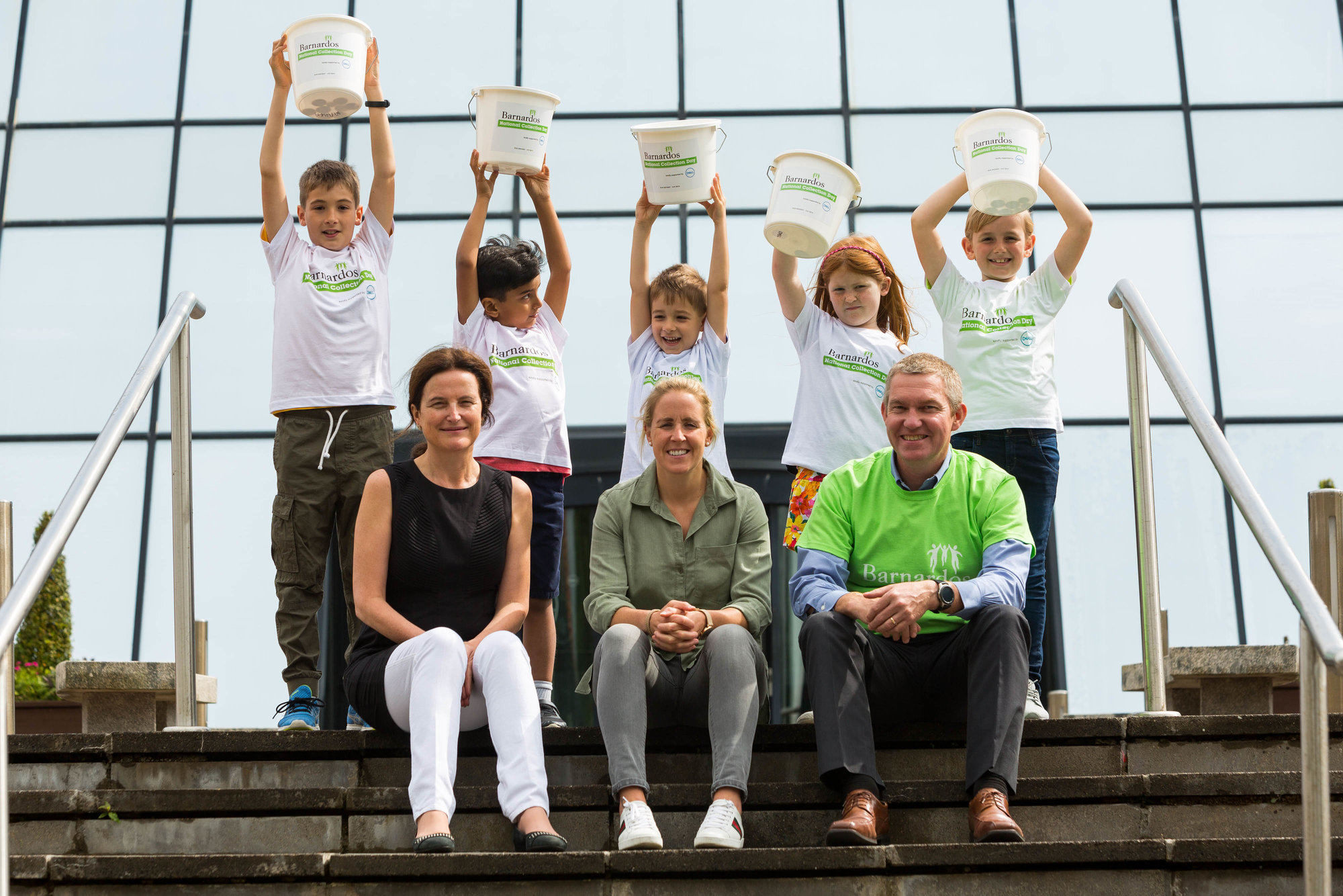 Local Volunteer Drive for Barnardos