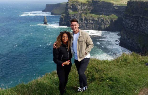 Amber Visits Ireland