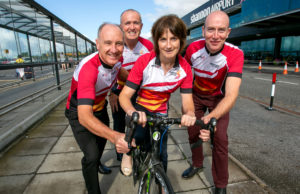 Shannon Group Charity Cycle