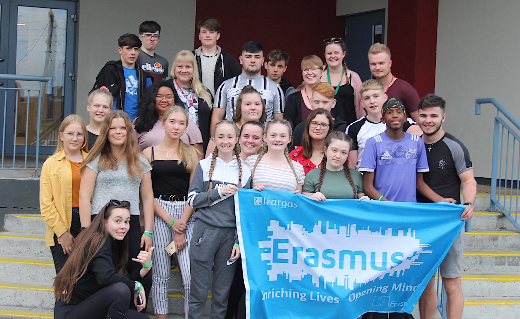 Limerick Youth Service Finnish