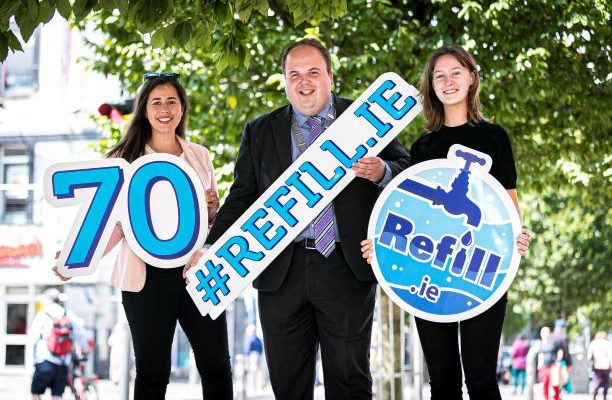 Refill.ie initiative