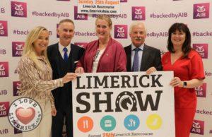Limerick Show launch
