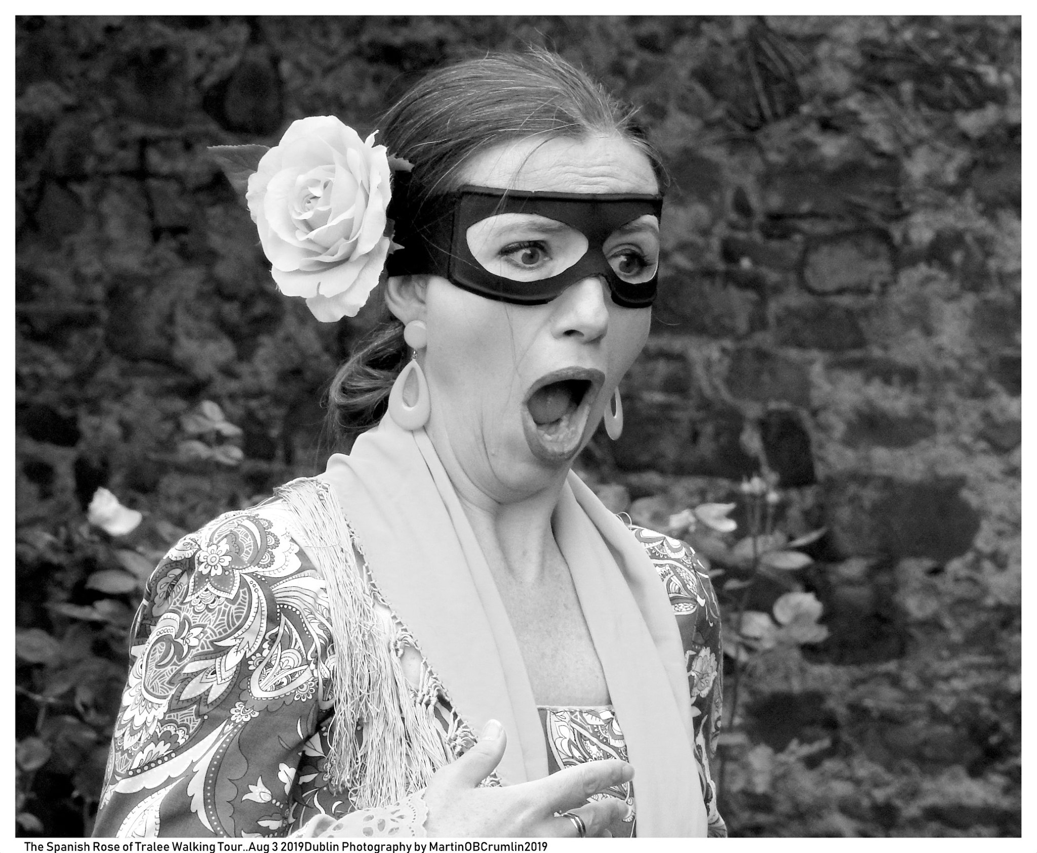 The Spanish Rose of Tralee Walking Tour Limerick
