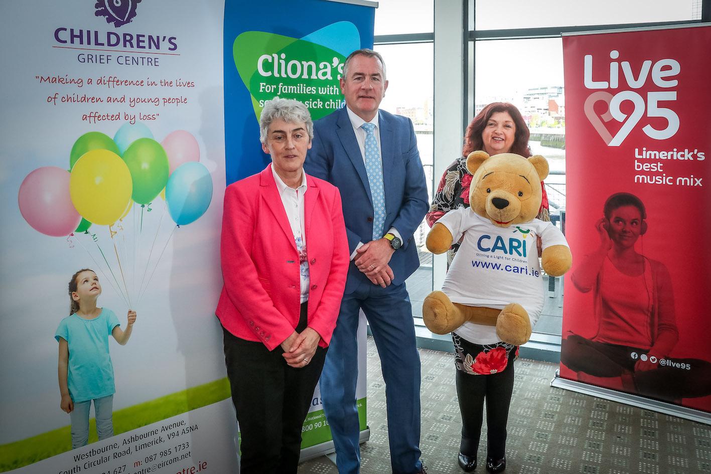 Helping Limerick Children Day event