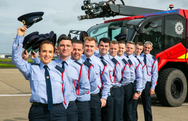 Shannon Airport Firefighters